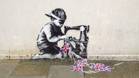 Banksy (Diamiond Jubilee)