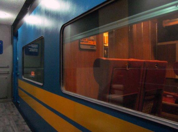 Jason Schron Via Train