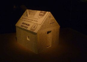 Prophetstown Ted Kaczynski Cabin (2012) Alan Michelson