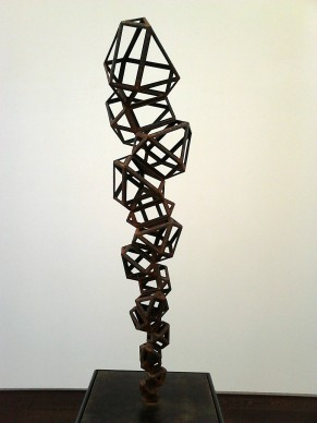 Paradigm Chamfer (Structural) 2015 - Conrad Shawcross