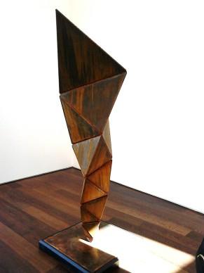 Paradigm (Solid) 2015 - Conrad Shawcross