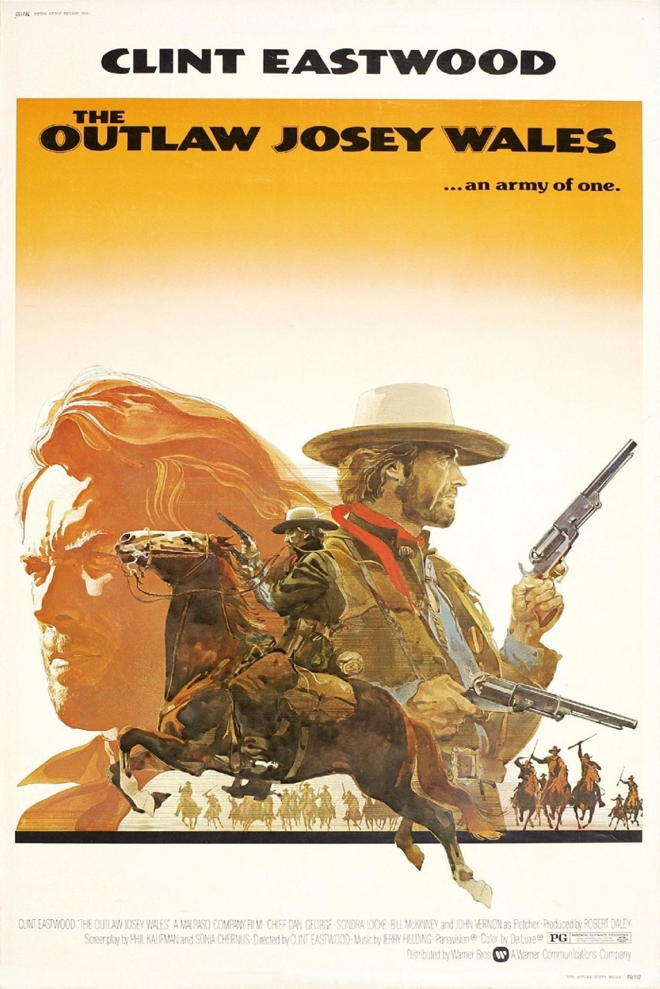 The Outlaw Josey Wales   Tim Neath - Visual Artist