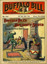 Buffalo Bill - Dime Novel